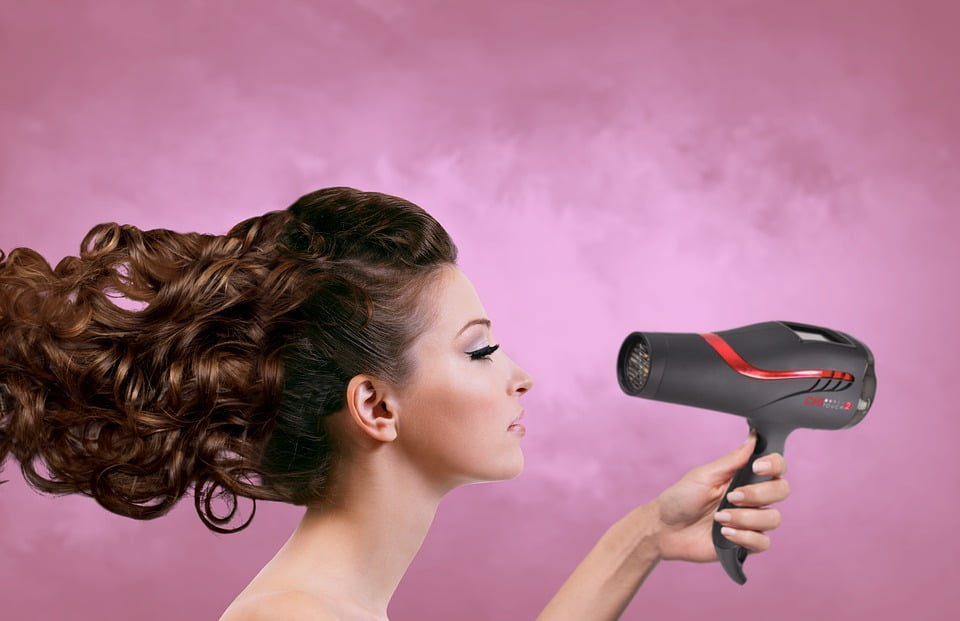 CHI Hair Dryer – Flip Heads With Softer, Shinier Hair