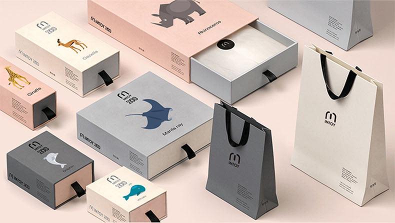 Packaging-Sleeve