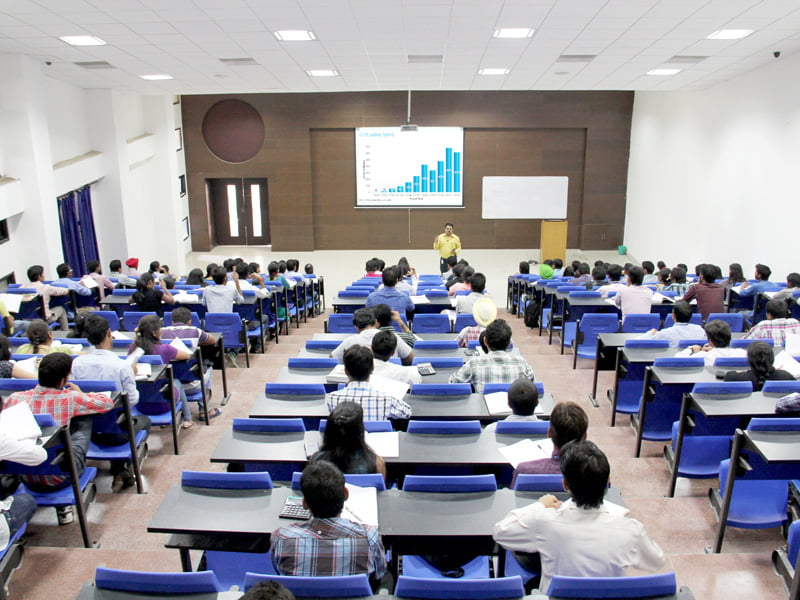 How effective does the mcom degree courses in lovely professional university?