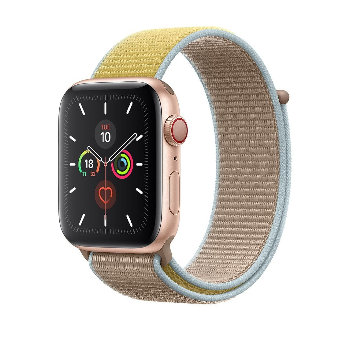 Pair your stunning Apple Watch with a comfy Nylon Band!