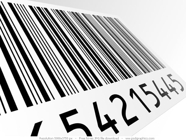 What are the uses of barcodes in daily life?