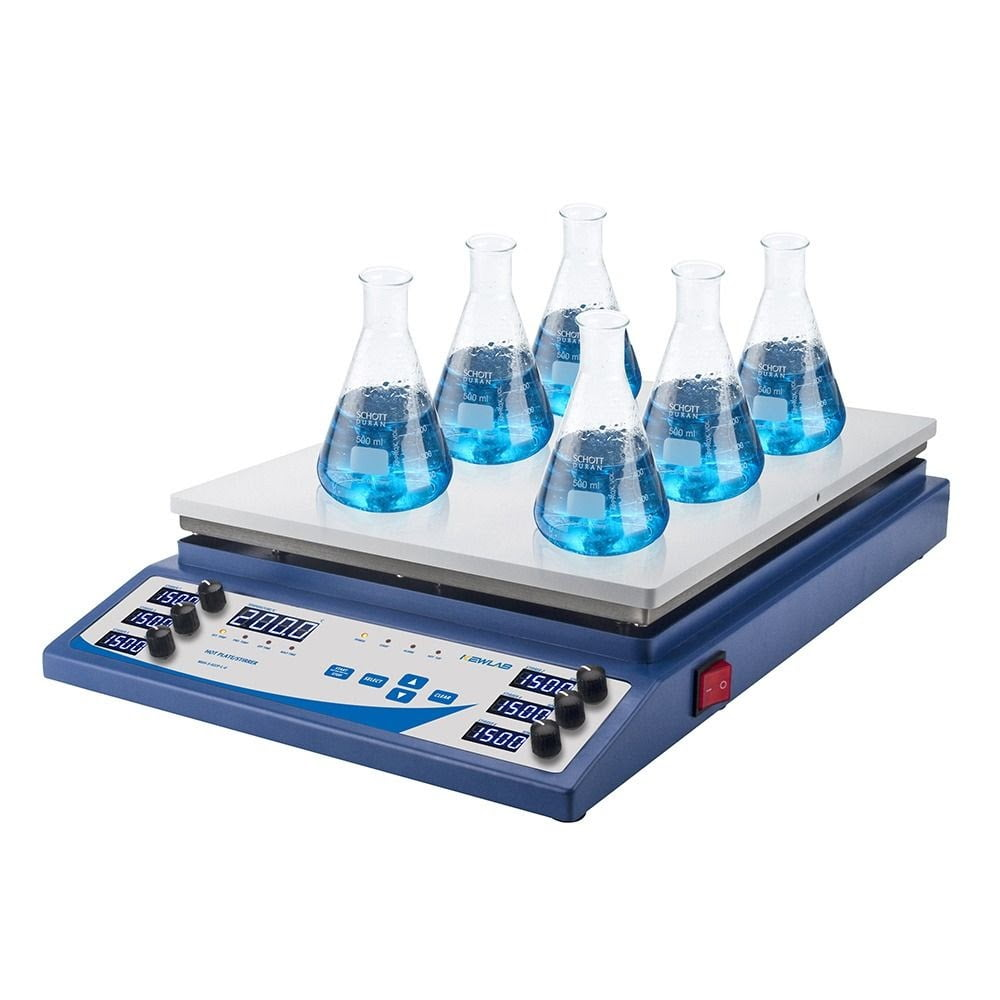 Choosing the Best Magnetic Stirrer Hot Plate for Your Lab Experiments