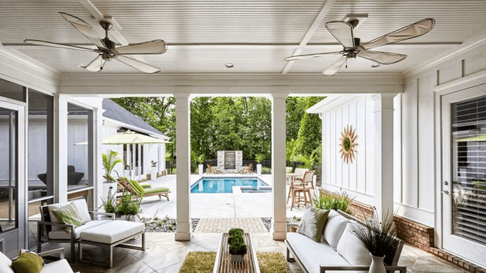 Deck Up Your Home With Natural Elements
