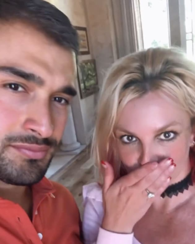 Britney Spears On Sam Asghari Prenup: I Just Want My Dad to Stay Out Of It!